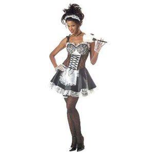 Fi Fi Le Flirt French Maid Adult Costume Dress